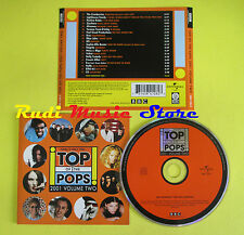 CD TOP OF THE POPS compilation 2001 CRAMBERRIES RUBIO EROS (C5*)no mc lp vhs dvd