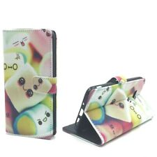 Cases for LG G5 Marshmallows Case Cover Wallet Cases Faux Leather