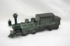 Avon Decanter 1978-79 Train 1876 Centennial Express Green Locomotive