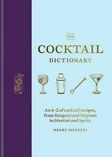 Cocktail Dictionary by Henry Jeffreys
