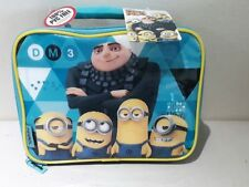 Thermos insulated lunch bag minions DM3 banana