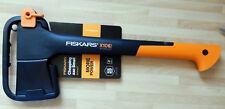 Fiskars axe  X10 NE in makers packing POST FREE