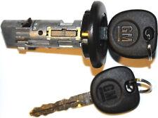 NEW Chevy GM OEM Ignition Key Switch Lock Cylinder - W/ 2 OEM GM Logo Keys
