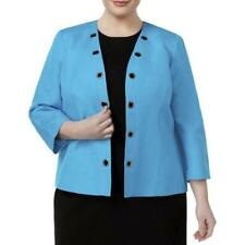 5c8478cbee38b Kasper Plus Size Suits   Blazers for Women