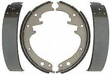 ACDelco 1731B Rear New Brake Shoes