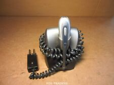 Plantronics CS60 telephone headset Handsfree Wireless System  IN EARSET & CABLES