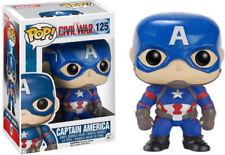 Figura Funko civil War Capitán América