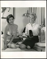 Bunny Yeager Estate 1960s Self Portrait With Maria Stinger In Wig Ala Marla Long