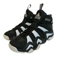Adidas Mens Kobe Bryant Crazy 8 KB8 Black White Basketball Shoes G21939 Size 7.5
