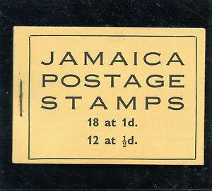 Jamaica 1942 KGVI 2s booklet stapled left superb MNH. SG SB10a.