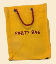 Parties or Corporate events 5 20 or 50 Fabric Party Bags for Birthdays