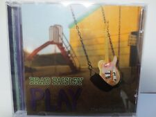 BRAD PAISLEY ~ PLAY ~ THE GUITAR ALBUM ~ 2008 BMG ~ LIKE NEW CD