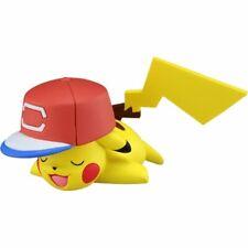 Takara Tomy Pokemon Moncolle EX EMC 25 Ash's Pikachu Alola Cap Ver