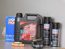 Sistema de mantenimiento APRILIA SHIVER DORSODURO 750 Filtro de aceite bujía