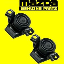 GENUINE MAZDA RX8 RX-8 ENGINE MOTOR MOUNTS AUTOMATIC TRANSMISSION RIGHT LEFT OEM