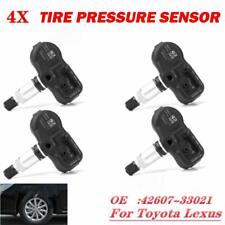 4x Genuine Fit Scion/Toyota Lexus TIRE PRESSURE SENSOR TPMS 42607-33021 PMV-107J