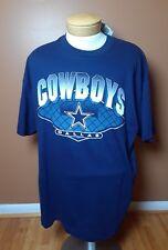 VTG NOS Dallas Cowboys NFL Football XXL Hanes Tshirt