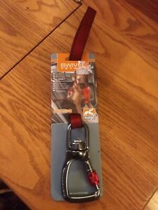Kurgo Swivel Dog Tether and Dog Seat Belt.New