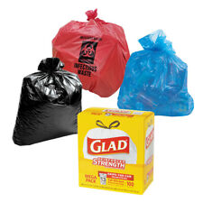 Contractor's, Recycling, Infectious, Sure-Sak or Glad Trash Bags (Your Pick)