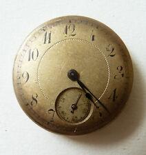 Mouvement de montre LAFORGE à Genève Suisse mécanique + cadran