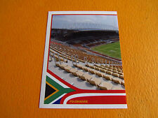20 STADE POLOKWANE PETER MOKABA PANINI FOOTBALL FIFA WORLD CUP 2010 COUPE MONDE