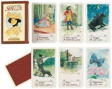 Tarocco I MISTERI DELLA SIBILLA 54 Carte Ed. DAL NEGRO Design E. Maiotti