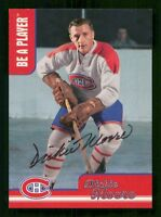 DICKIE MOORE 99-00 ITG BE A PLAYER AUTOGRAPH 1999-00 CH-8 23514