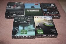 Six Feet Under The Complete Series DVD *Brand New Sealed*