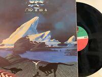 Yes – Drama LP 1980 Atlantic – SD 16019 Classic Rock VG+