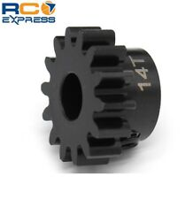Hot Racing 14t hardened steel Mod 1.5 Pinion Gear 8mm NSG14M15