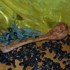 Schöpfkelle Olivenholz Kelle Handarbeit GROß Saunakelle