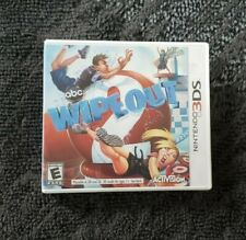 Wipeout 2 (Nintendo 3DS, 2011) 3DS