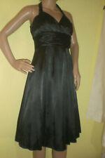 schwarzes Ball Abend- Kleid Gr S von Juja & Christine