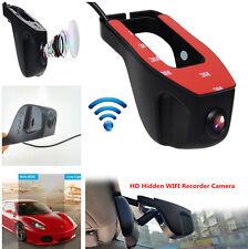 HD 1080P Mini Hidden Wifi Car DVR Dash Camera Video Recorder Camcorder Spy