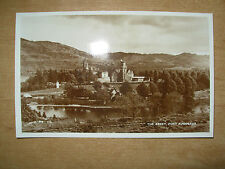 VINTAGE POSTCARD THE ABBEY FORT AUGUSTUS SCOTLAND