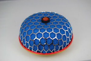 Blue HKS mushroom intake power filter - 86mm fitting