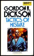 Gordon R. Dickson - Tactics of Mistake - DAW Paperback 1st PRINT 1978