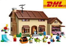 LOS SIMPSONS CASA 71006 THE SIMPSONS HOUSE compatible con LEGO