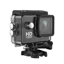 Universal 12MP Waterproof Action Camera HD 2.0 inch LCD Screen Sports Camcorder