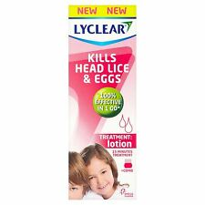 Lyclear Head Lice Treatment Lotion 100ml - 2 Pack
