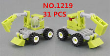 31 pcs ENLIGHTEN MINI Blocks DIY Kids Building Toys Puzzle Excavator 1219