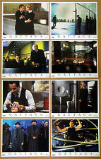 GATTACA Uma Thurman ETHAN HAWKE Jude Law 11x14 LOBBY CARD SET of 8