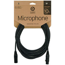 Planet Waves 10' Foot Classic XLR Microphone Cable