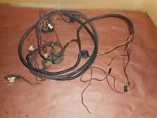 1989 89 CAMARO RS Z28 IROC-Z TAIL LIGHT HARNESS 2 CUT WIRES USED BOX # 231