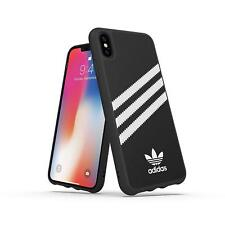 Adidas Originals Moulded PU Case for Apple iPhone X MAX XS MAX case SAMBA black