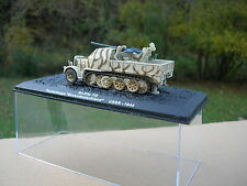 ALTAYA 1/72 MILITAIRE TANK  CAMION Blindé SEMI-CHENILLE Sd.Kfz.7/2 ALLEMAND 1944