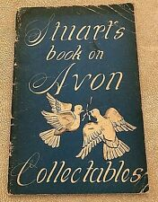 Stuart's book on Avon Collectables - paperback