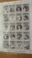 Crown Agents Stamp Bureau - 1985 - Queen Mother Omnibus M/Sheet - MNH