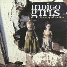INDIGO GIRLS - SHAMING OF THE SUN CD ALBUM / SCOOTER BOYS, CARAMIA, CUT IT OUT
