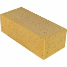 """Lot of 2! Unger SP01 Fixi Clamp Sponges 8.6"""" x 3.9"""" x 2.8"""" Orange"""